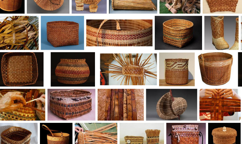 Cedar bark baskets - Google Search - Mozilla Firefox 532017 101231 PM