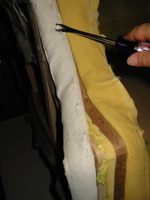 1 paper cotton strip